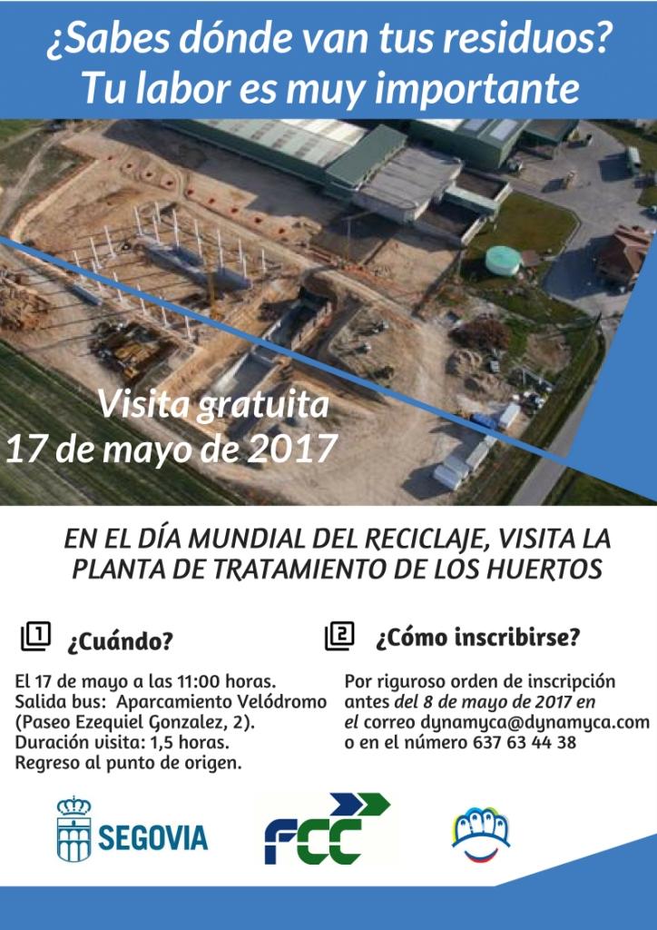 Visita Gratuita Planta Los Huertos_